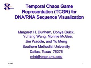 Temporal Chaos Game Representation (TCGR) for DNA/RNA Sequence Visualization