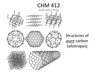 CHM 412