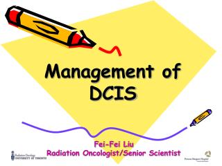 Management of DCIS