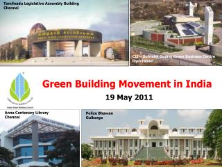 Green Building Movement in India