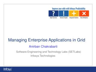 Managing Enterprise Applications in Grid
