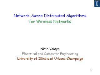 Multi-Channel Wireless Networks: Theory to Practice
