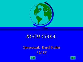 RUCH CIA?A.