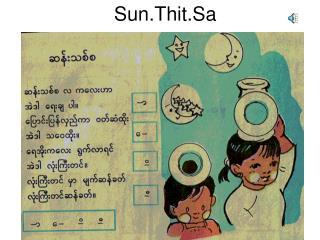 Sun.Thit.Sa