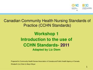 how to become a community health nurse in canada