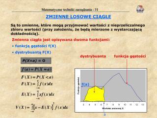 Matematyczne techniki zarządzania - 31