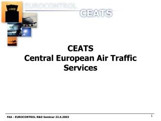 CEATS Central European Air Traffic Services