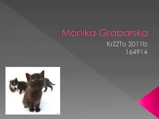 Monika Grabarska