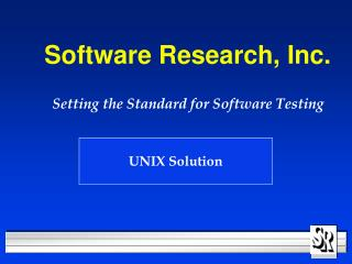 Software Research, Inc.