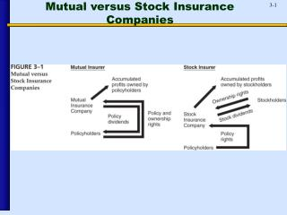 Mutual versus Stock Insurance Companies