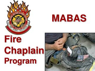 MABAS  Fire Chaplain Program