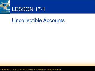 LESSON 17-1