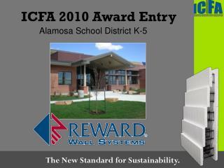 ICFA 2010 Award Entry