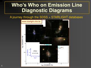 Who's Who on Emission Line Diagnostic Diagrams