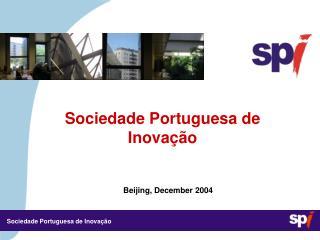 Sociedade Portuguesa de Inovação