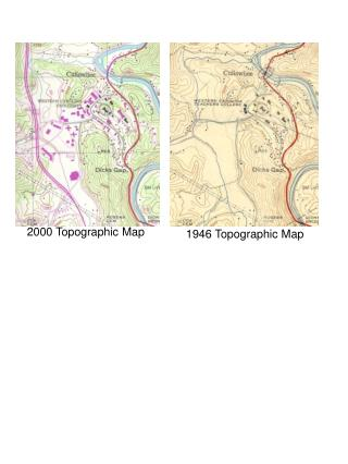 2000 Topographic Map