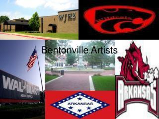Bentonville Artists