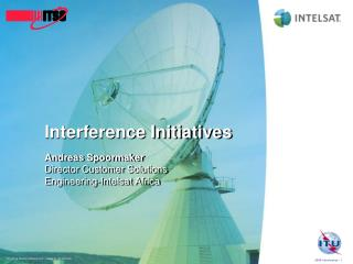 Interference Initiatives