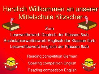 Herzlich Willkommen an unserer Mittelschule Kitzscher