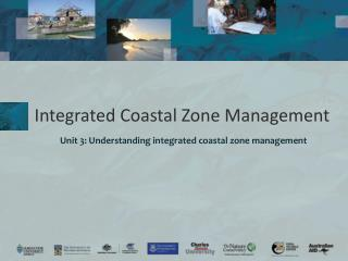 Integrated Coastal Zone Management