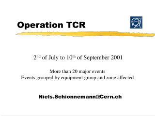 Operation TCR