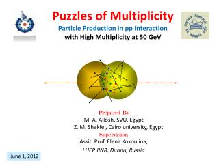 Puzzles of Multiplicity Particle Production in pp Interaction  with High Multiplicity at 50 GeV