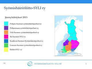 Sy�mish�iri�liitto-SYLI ry