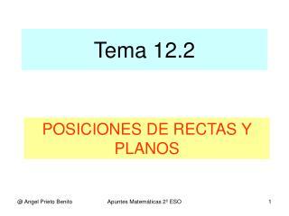 Tema 12.2