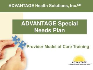 ADVANTAGE Health Solutions, Inc. SM