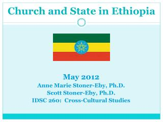 Church and State in Ethiopia