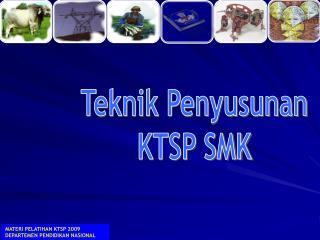 Teknik Penyusunan KTSP SMK