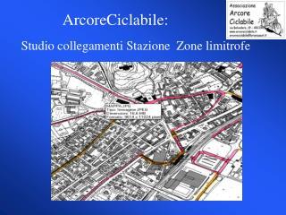 Studio collegamenti Stazione  Zone limitrofe
