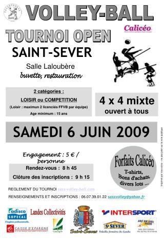 SAINT-SEVER