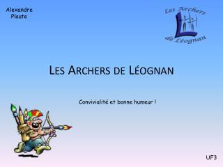Les Archers de Léognan