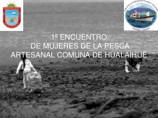 1º ENCUENTRO  DE MUJERES DE LA PESCA ARTESANAL COMUNA DE HUALAIHUE