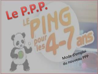 Le P.P.P.