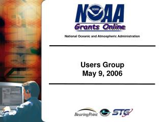 Users Group  May 9, 2006