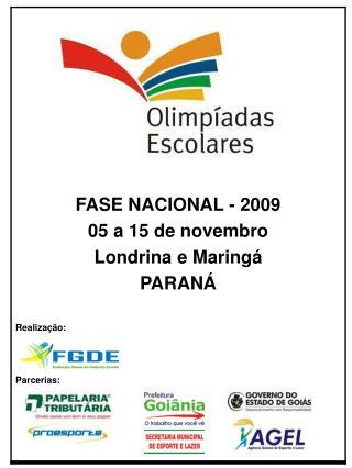 CARTILHA DE VIAGEM OE 2009