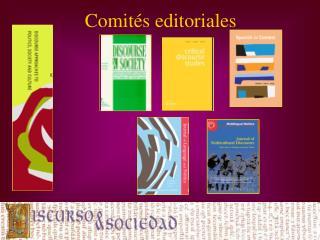 Comités editoriales