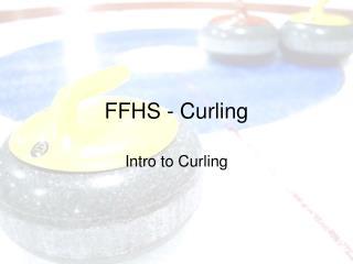 FFHS - Curling