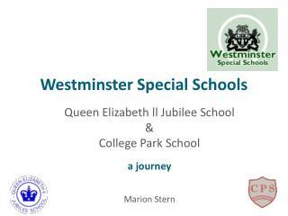 Westminster Special Schools