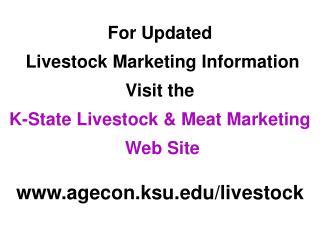 agecon.ksu/livestock