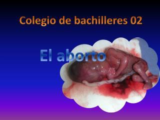 Colegio de bachilleres 02