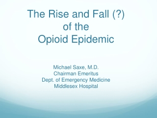 Opioid Therapy in Pain Management: Minimizing Risk and Improving Outcomes