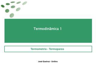 Termodinâmica 1