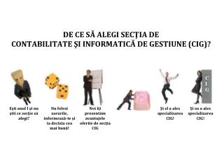 Prezentare Sectie CIG