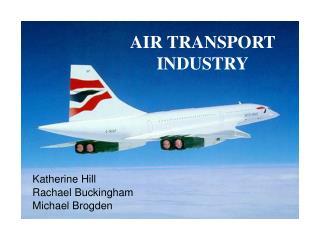 AIR TRANSPORT INDUSTRY