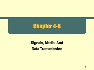 Chapter 4-6