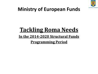 Ministry of European Funds