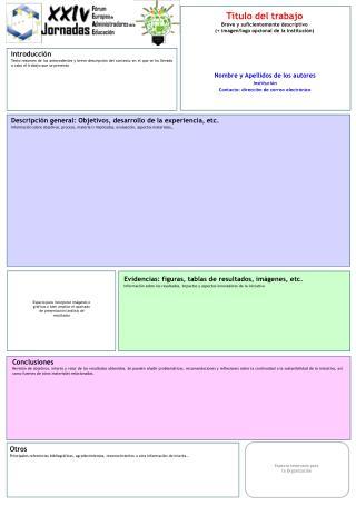 Evidencias: figuras, tablas de resultados, imágenes, etc.